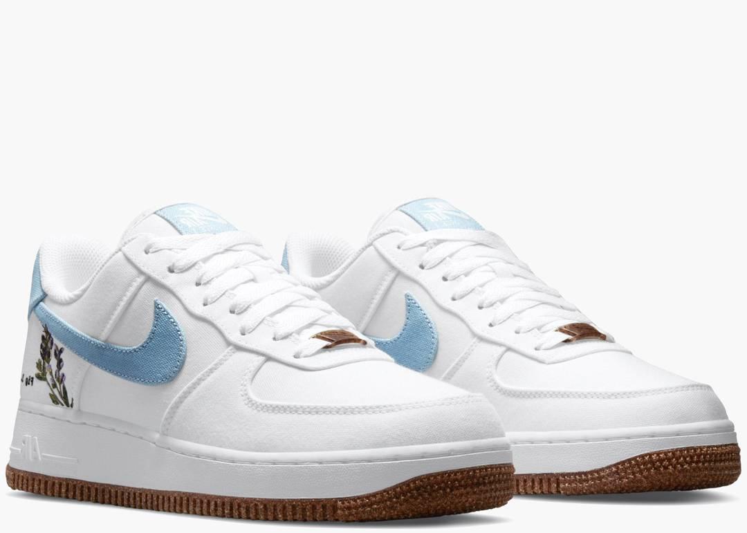 Nike Air Force 1 Indigo (W) | Hype Clothinga