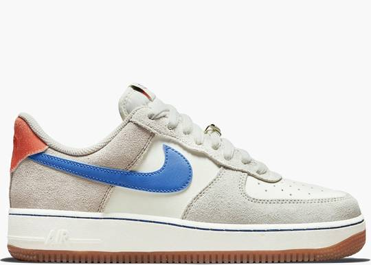 Nike Air Force 1 Low First Use Sail Royal (W)
