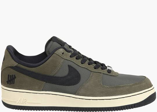 Nike Air Force 1 Low Undefeated Ballistic