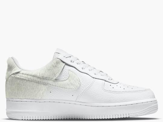 Nike Air Force 1 Low White Pony (W) DM9088-001 Hype Clothinga