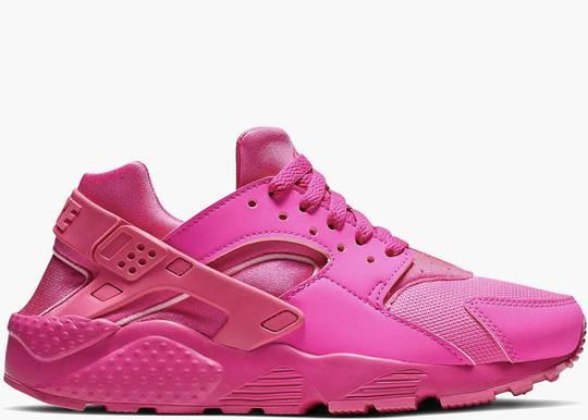 Nike Air Huarache Run Laser Fuchsia (GS) hype clothinga