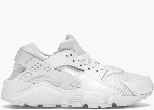 Nike Air Huarache Run White Pure Platinum (GS)