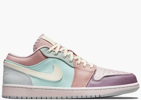 Nike Air Jordan 1 Low Easter Pastel DJ5196-615 Hype Clothinga Limited Edition