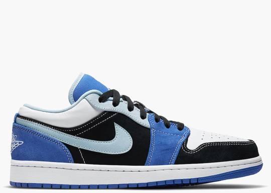 Nike Air Jordan 1 Low Racer Blue White DH02026-400 Hype Clothinga Limited Edition