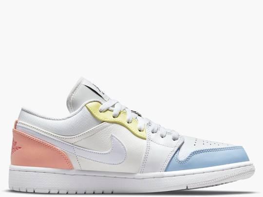 Nike Air Jordan 1 Low To My First Coach DJ6909-100 Hype Clothinga
