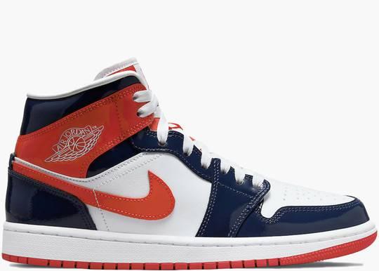 Nike Air Jordan 1 Mid Champ Colors (W)