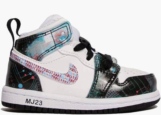 Nike Air Jordan 1 Mid SE Take Flight (TD)