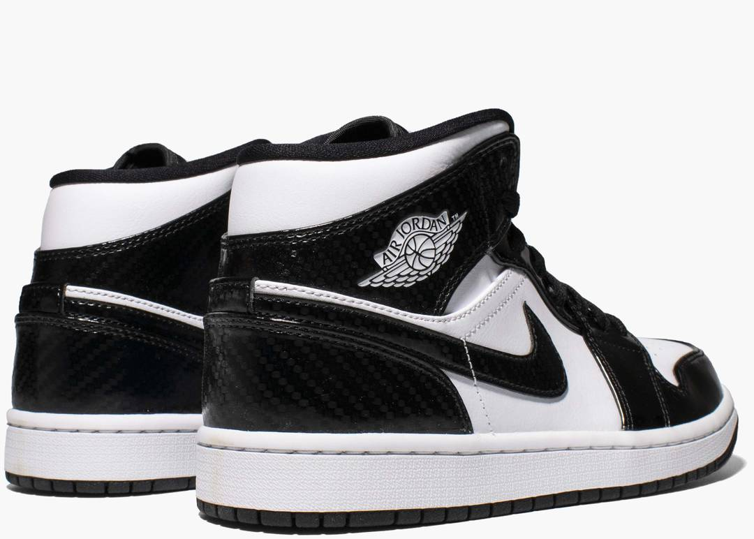 Nike Air Jordan Mid Carbon Fiber