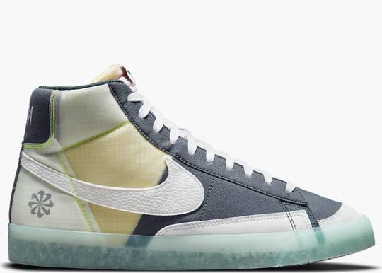 Nike Blazer Mid 77 Move to Zero Armory Navy