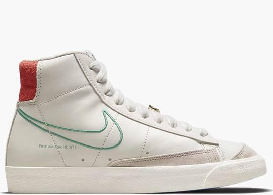 Nike Blazer Mid 77 SE First Use Light Bone (W)