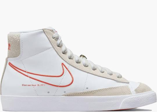 Nike Blazer Mid 77 SE First Use White (W)