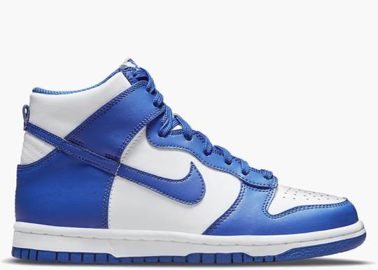 Nike Dunk High Game Royal DD1399-102 Hype Clothinga