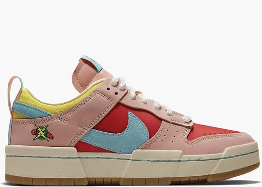 Nike Dunk Low Disrupt Chinese New Year Firecracker (W)