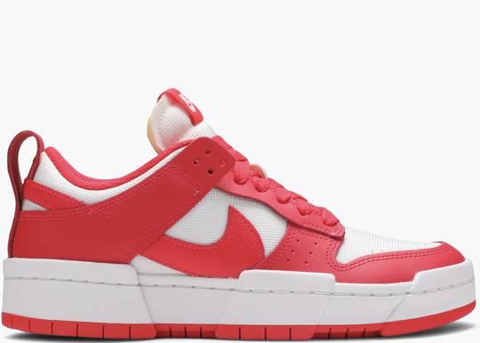 Nike Dunk Low Disrupt Siren Red (W). Hype Clothinga