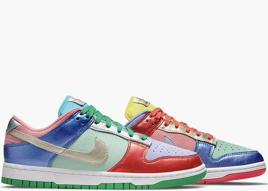 Nike Dunk Low Sunset Pulse (W) hype clothinga