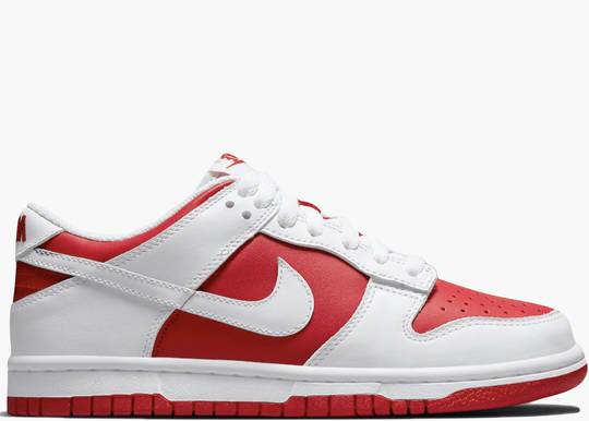 Nike Dunk Low University Red 2021 (GS)