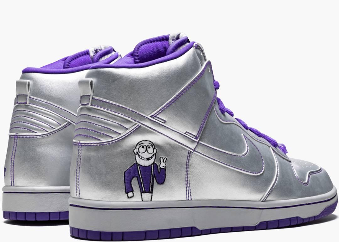 Nike Sb Dunk High Dinosaur Jr.