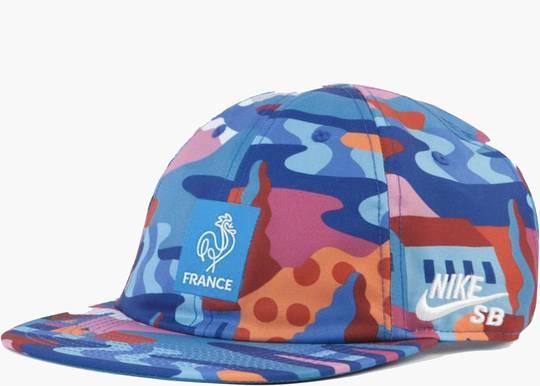 Nike SB x Parra France Federation Kit Skate Cap