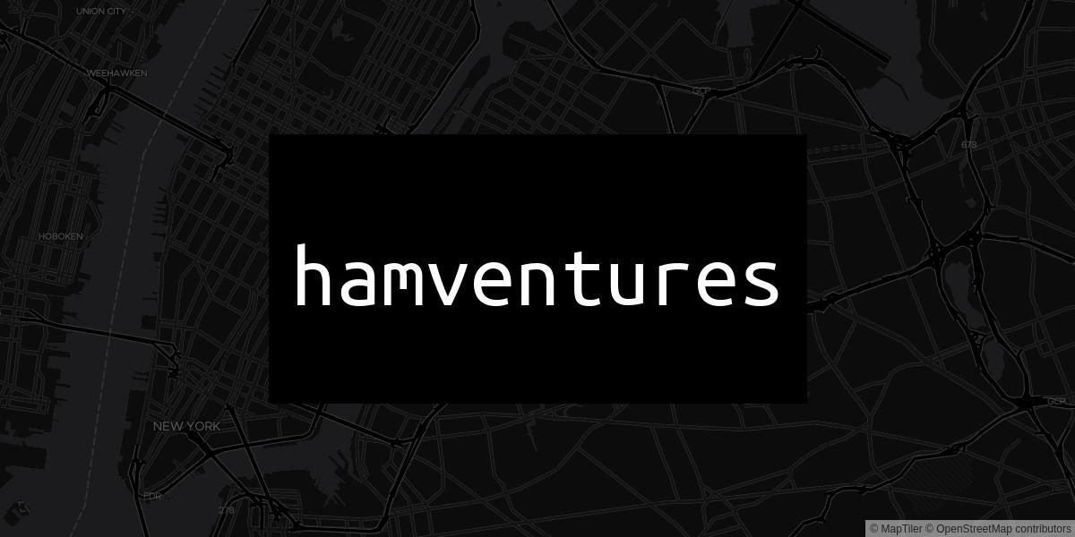 Hamventures NYC