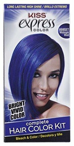 Kiss Express Color Kit #K69Set Midnight Blue
