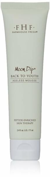 FarmHouse Fresh Moon Dip Back to Youth Ageless Mousse, 2.4 Fl Oz