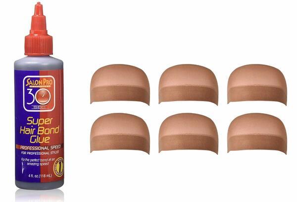 Salon Pro 30 Second Bonding Glue, 4 Ounce