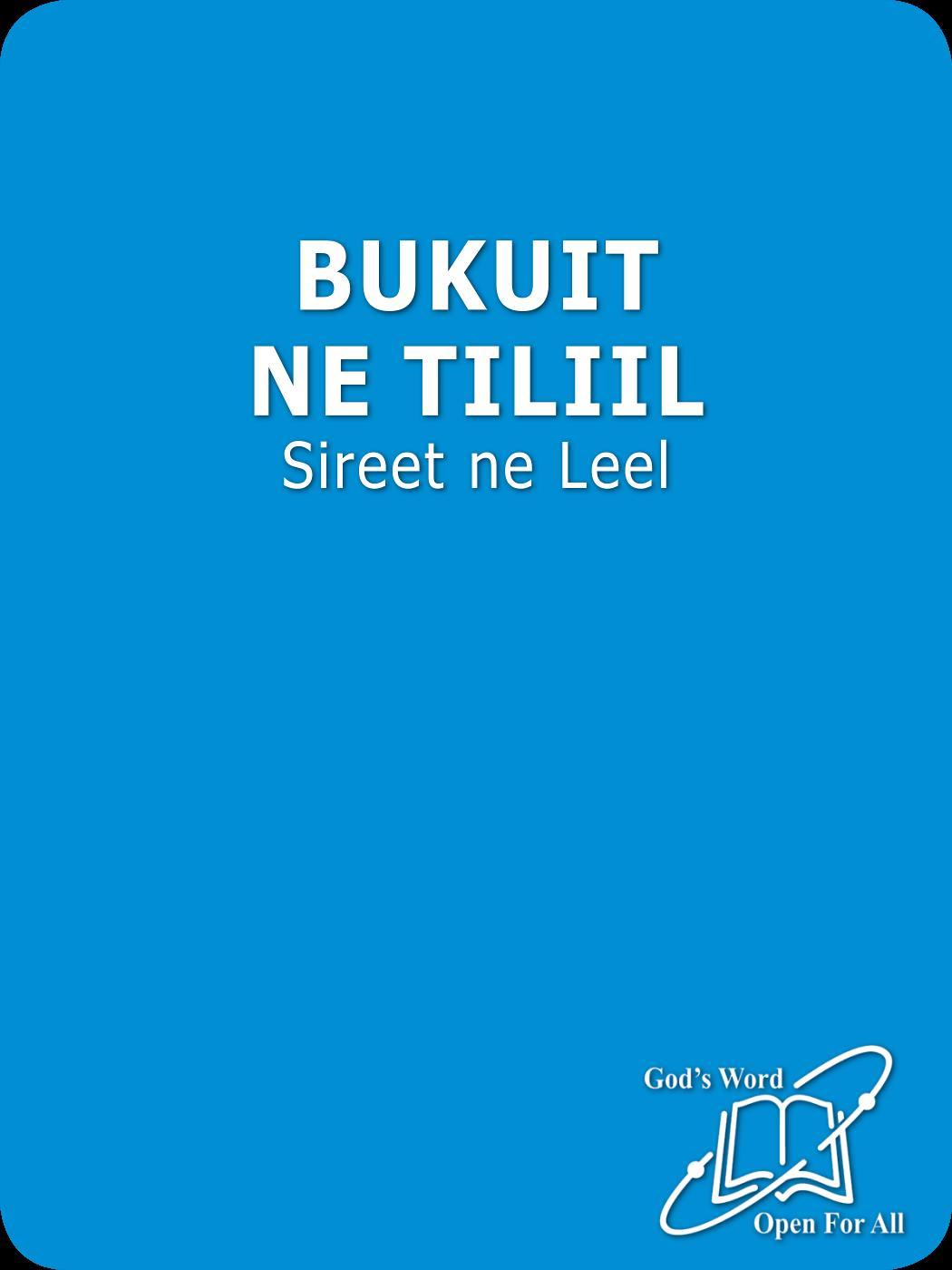 Revised Kalenjin Bible
