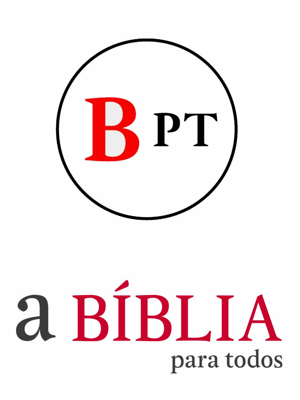 a BÍBLIA para todos Edição Católica