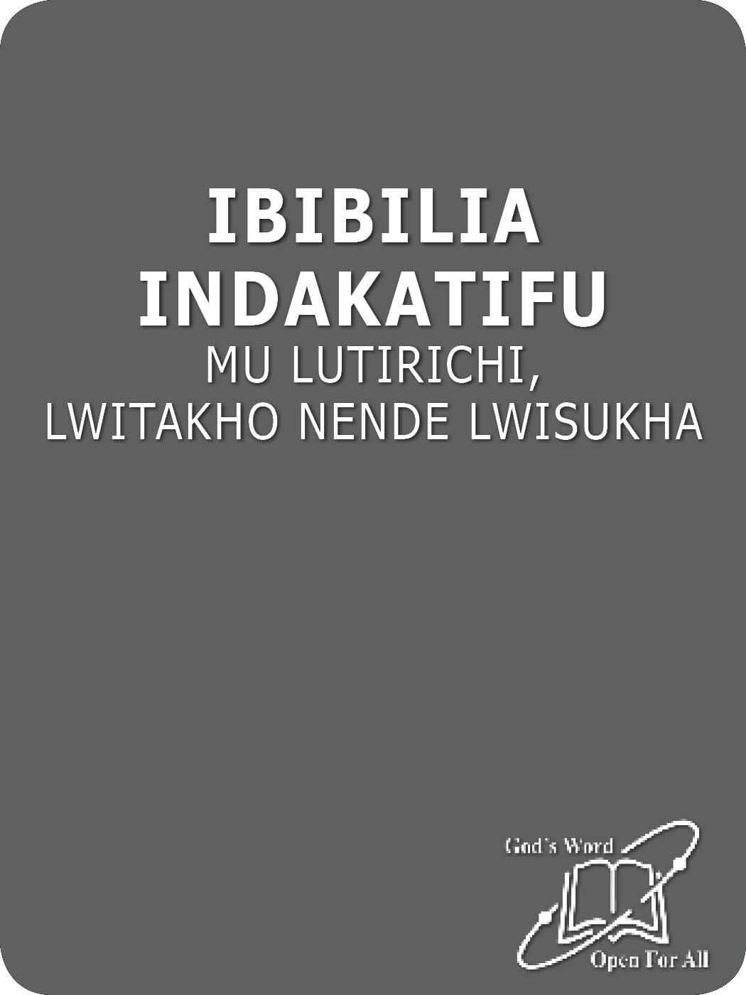 Lwisukha Lutirichi Lwidakho