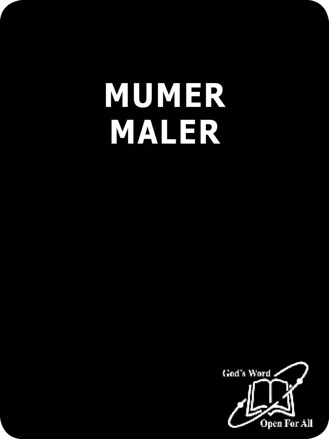 Muma Maler
