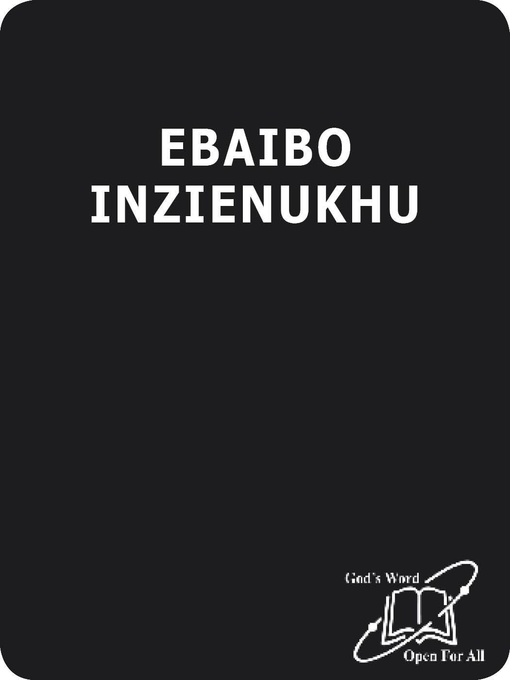 EBAIBO INZIENUKHU
