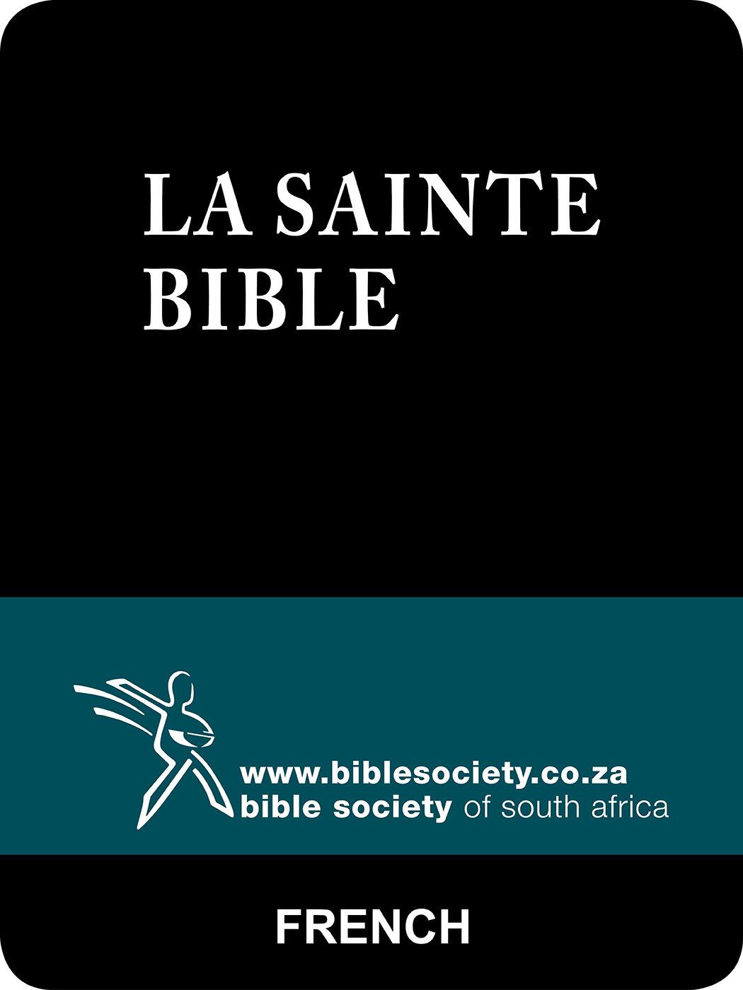 French Bible - Louis Segond (1910)