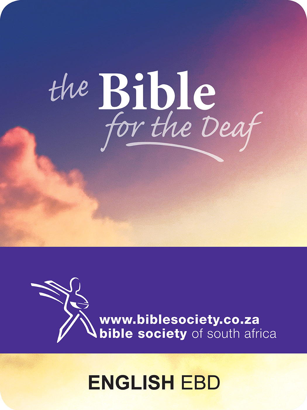 English Bible for the Deaf