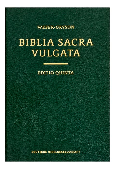 Biblia Sacra (Vulgata) 1983