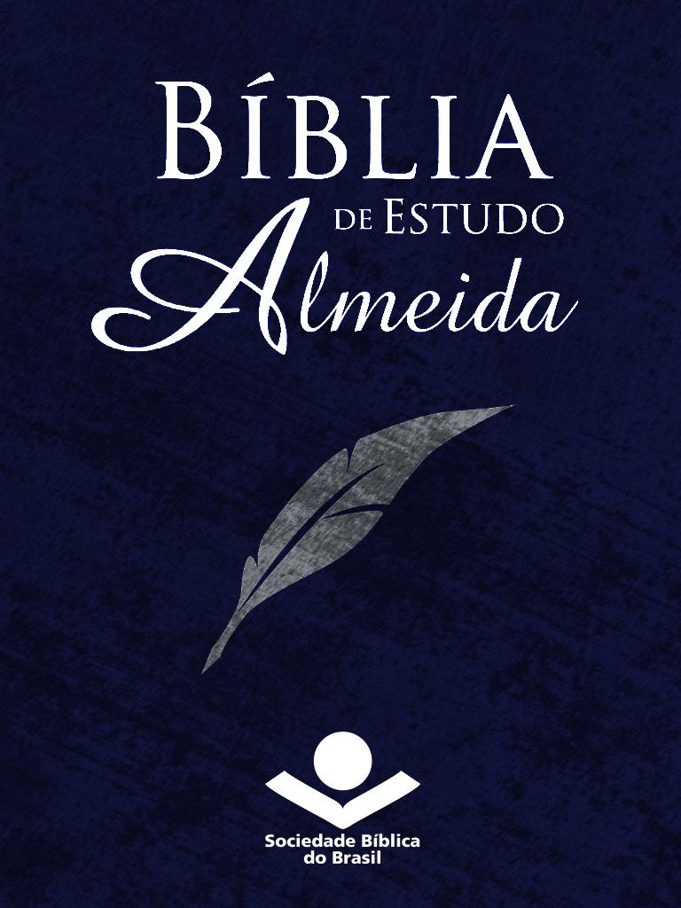 Bíblia de Estudo Almeida