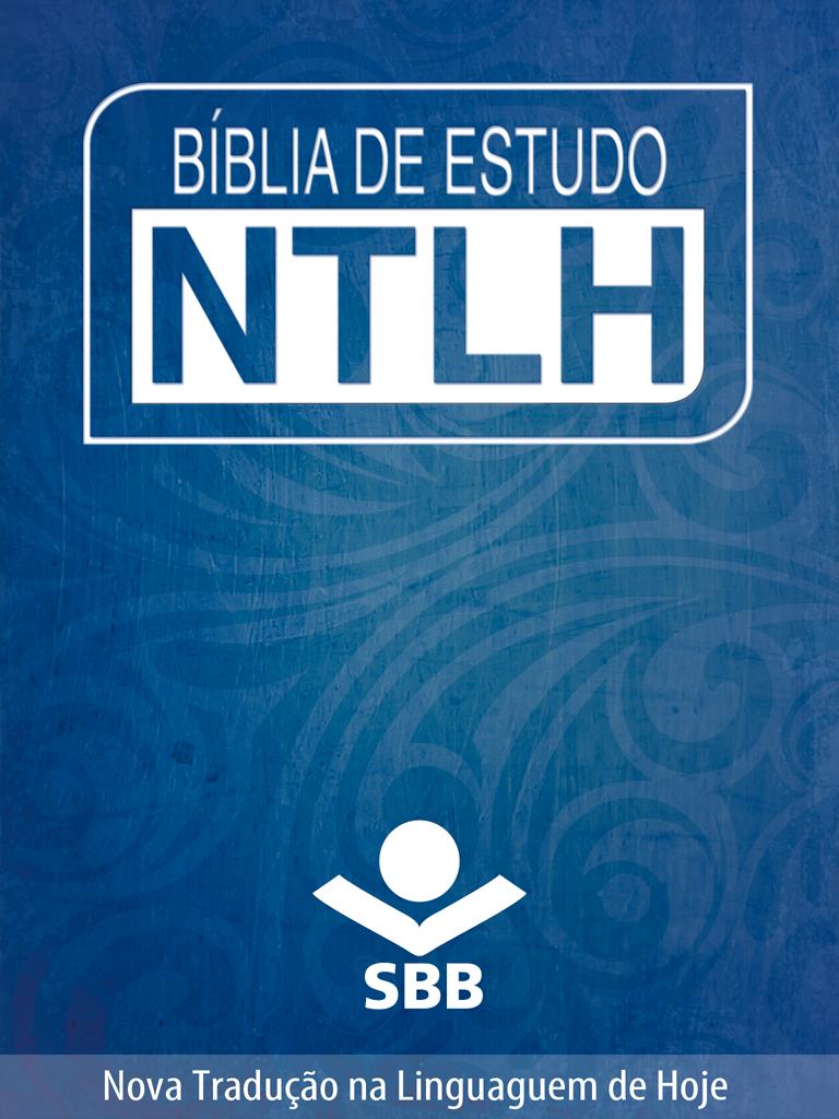 Bíblia de Estudo NTLH