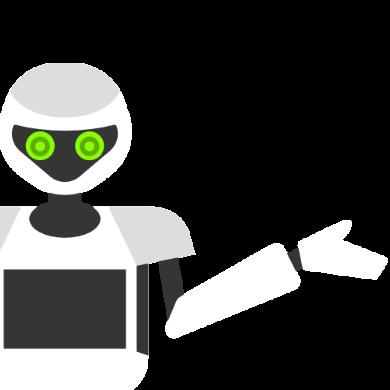 機器人找地主