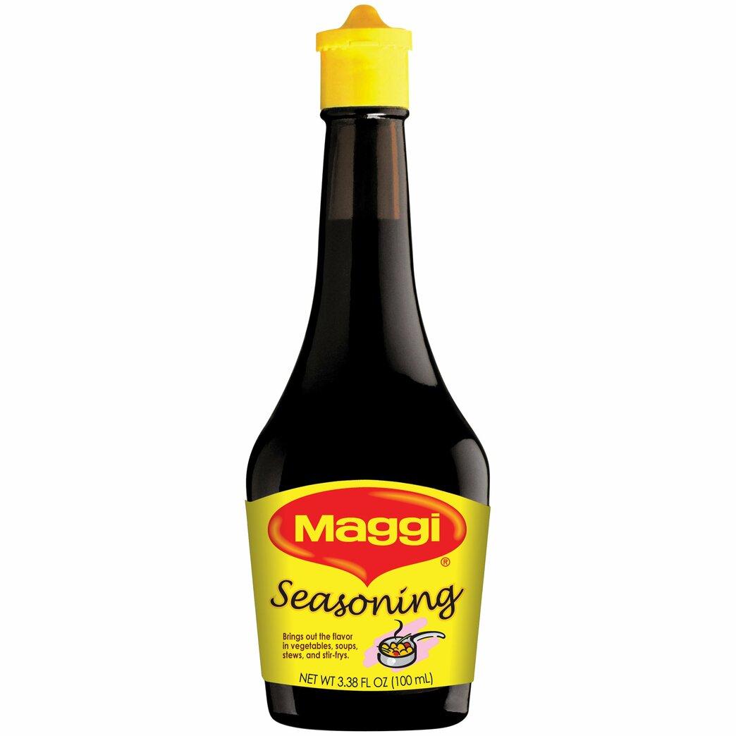 Maggi Jugo Seasoning Sauce, 3.38 ounces (Domestic Version)