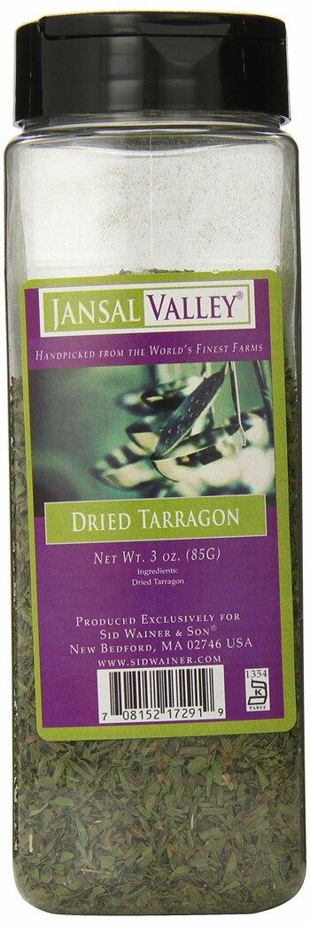 Jansal Valley Dried Tarragon, 3 Ounce