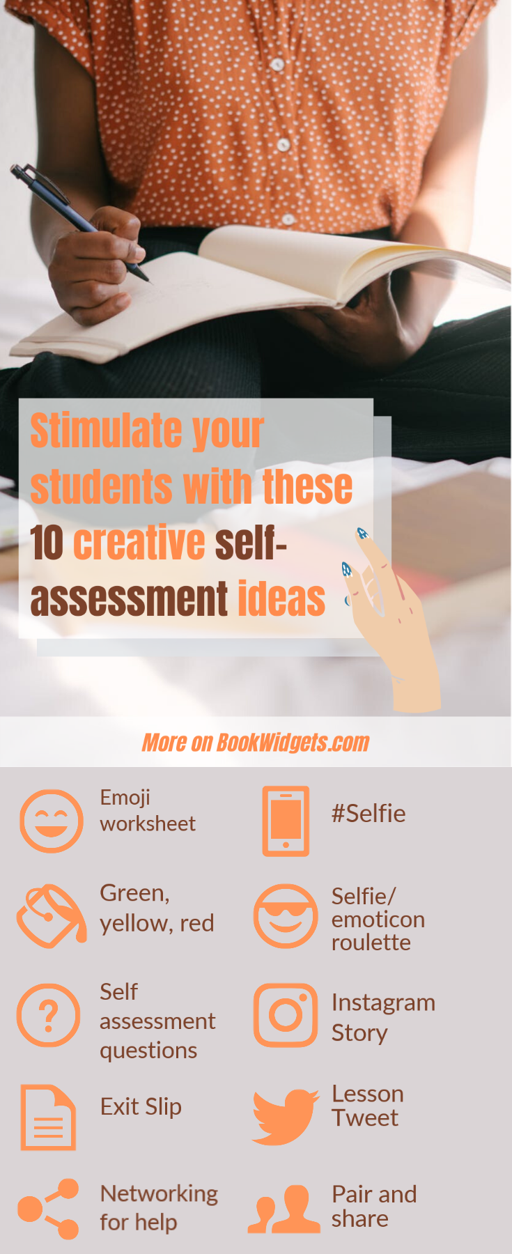10 creative self assessment ideas