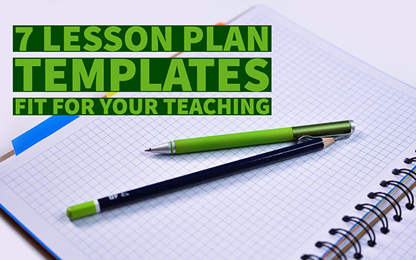 7 free lesson plan templates fit for your teaching bookwidgets