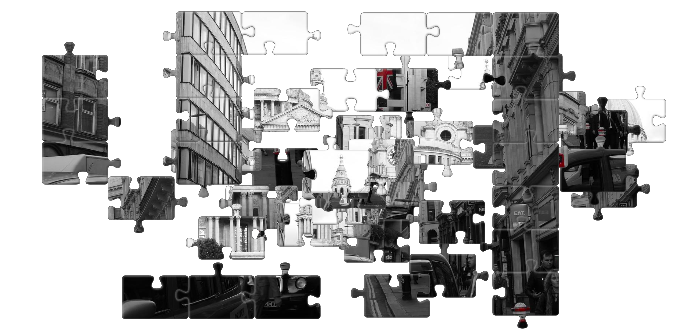 ESL teaching ideas - jigsaw puzzle