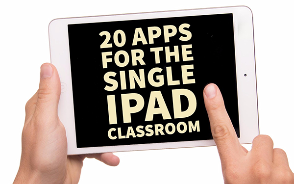 20 fun apps to put your students' smartphones to good use