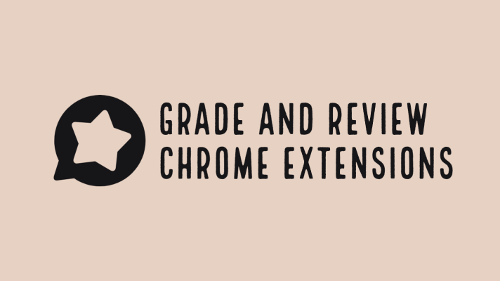 Grade and review chrome extensions for teachers