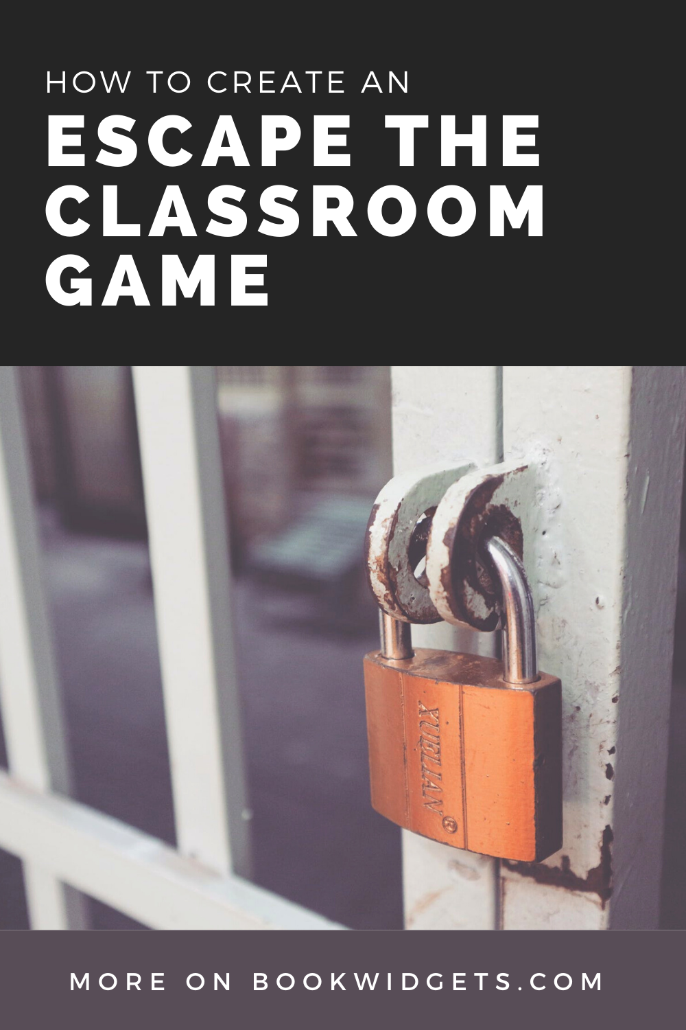 How to create an escape the classroom game