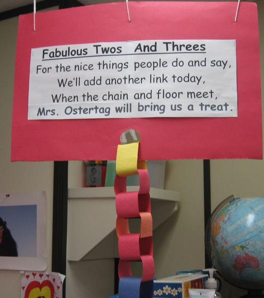 Using reward systems to motivate students - BookWidgets