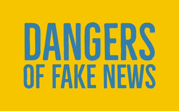 Dangers of fake news - Fake news teacher guide