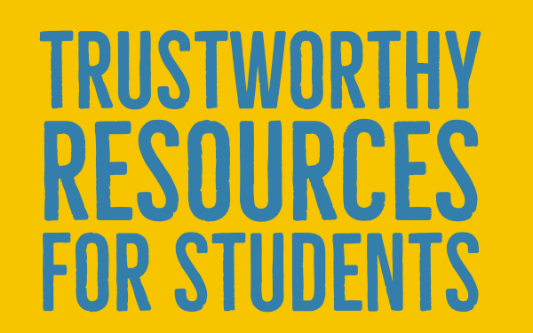 Trustworthy resources for students - Fake news teacher guide