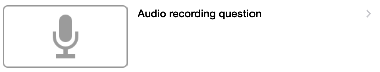 audio recording question in BookWidgets