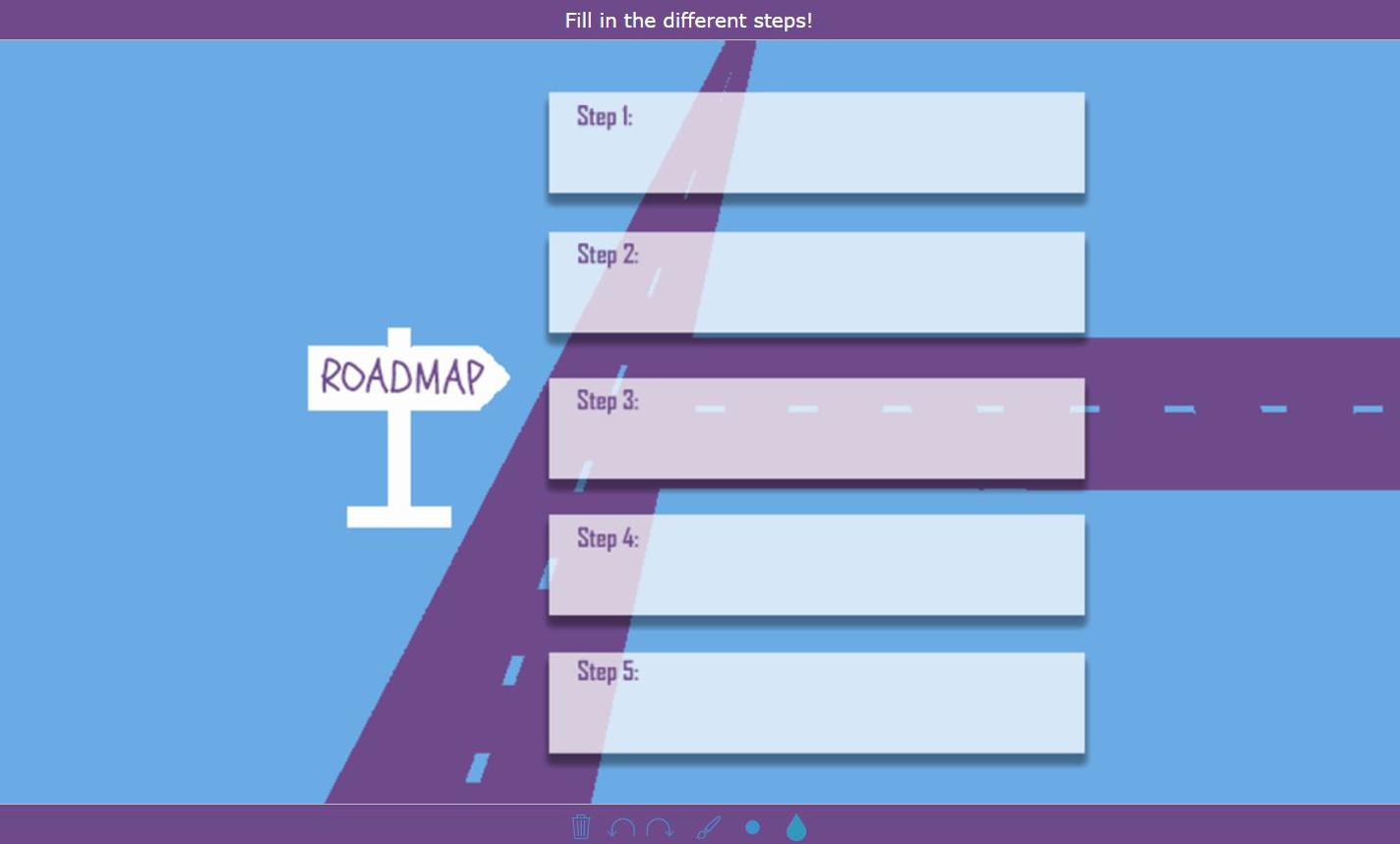 digital exit ticket - Book assignment
